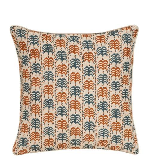 Xochi Pillow Cover - Burnt Orange