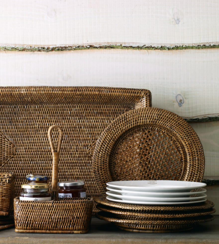 The history of rattan