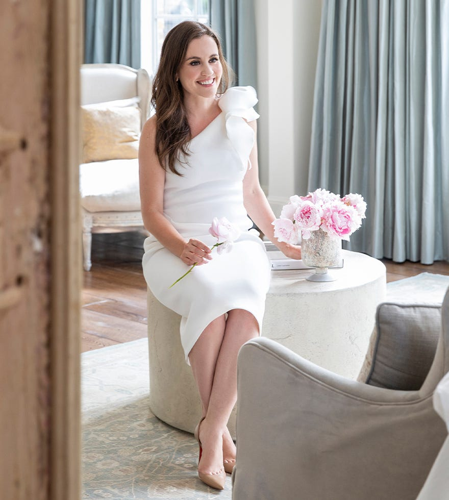 Discovering the beauty of home, with Marie Flanigan