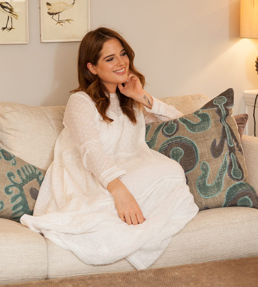 At home with Binky Felstead