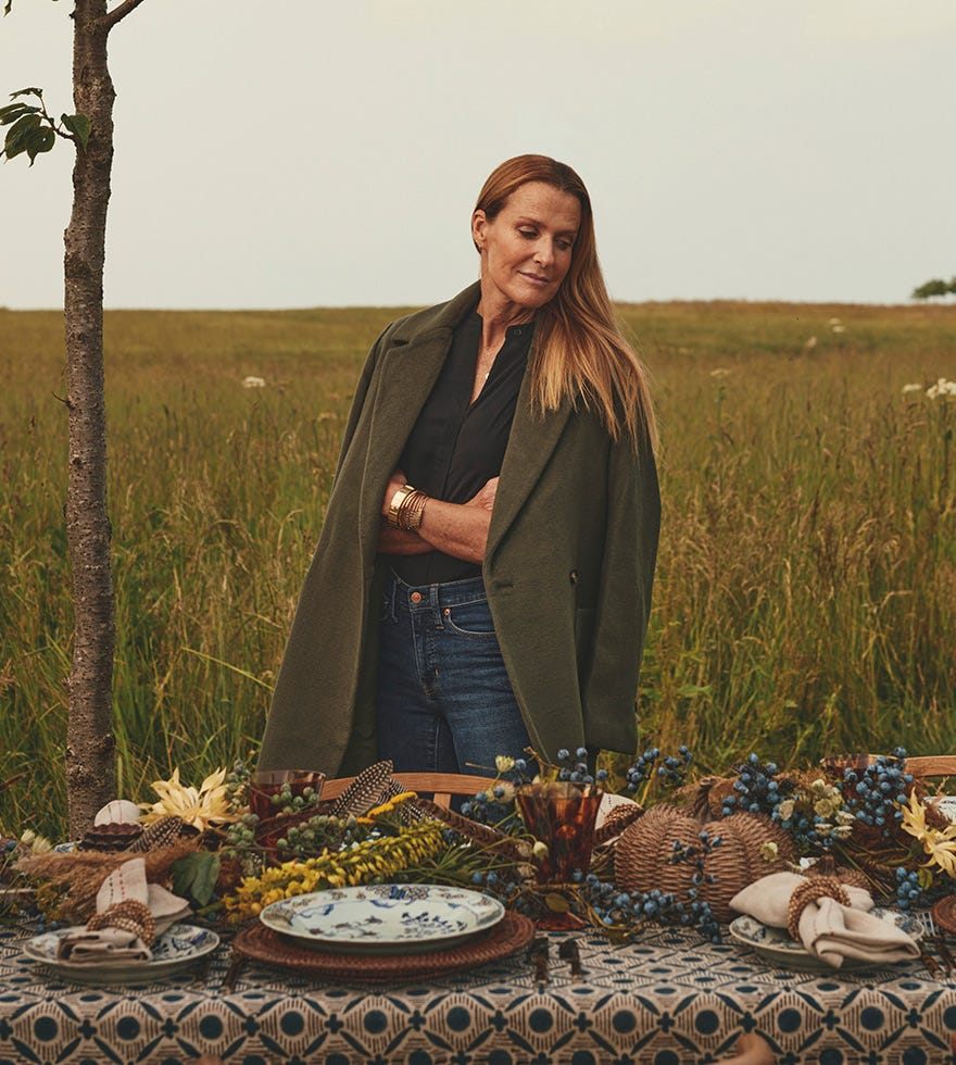India Hicks on creating the ultimate fall tablescape