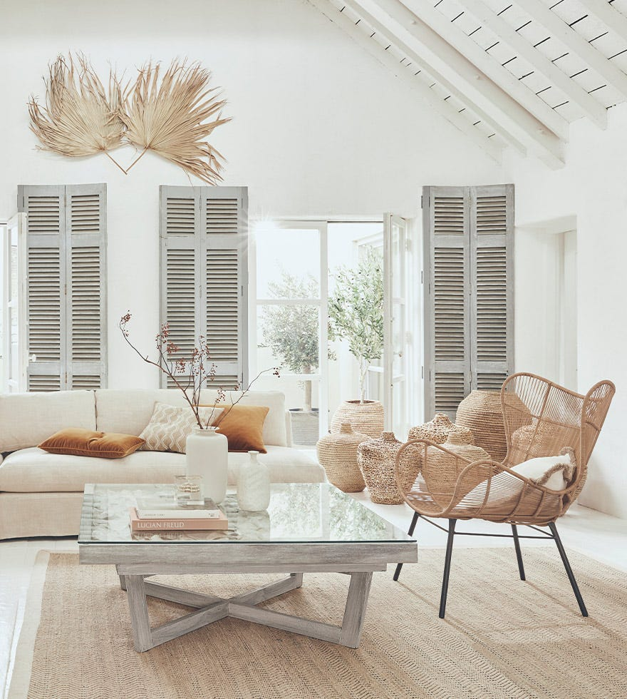 How to incorporate nature into your interiors
