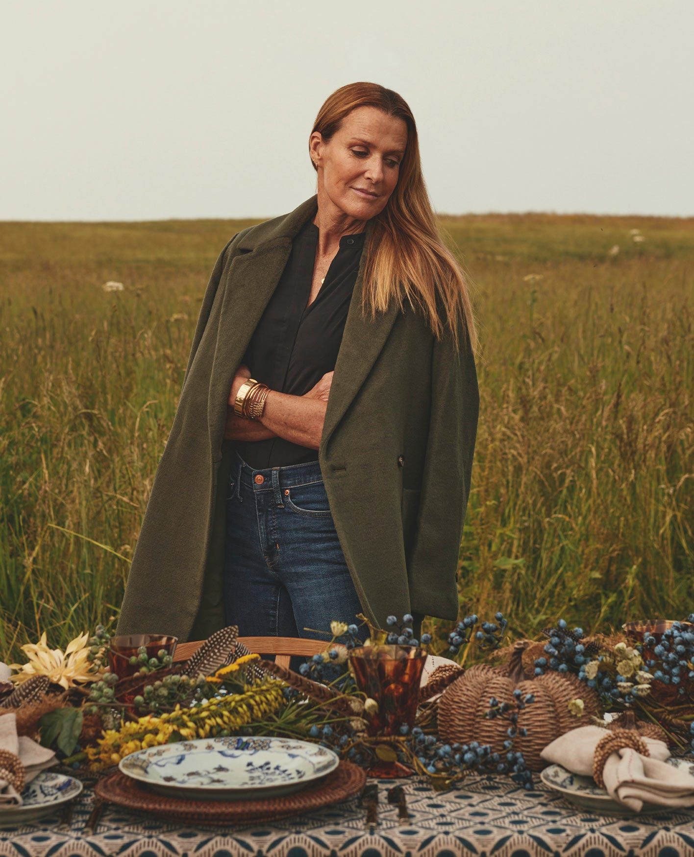 India Hicks on creating the ultimate autumn tablescape