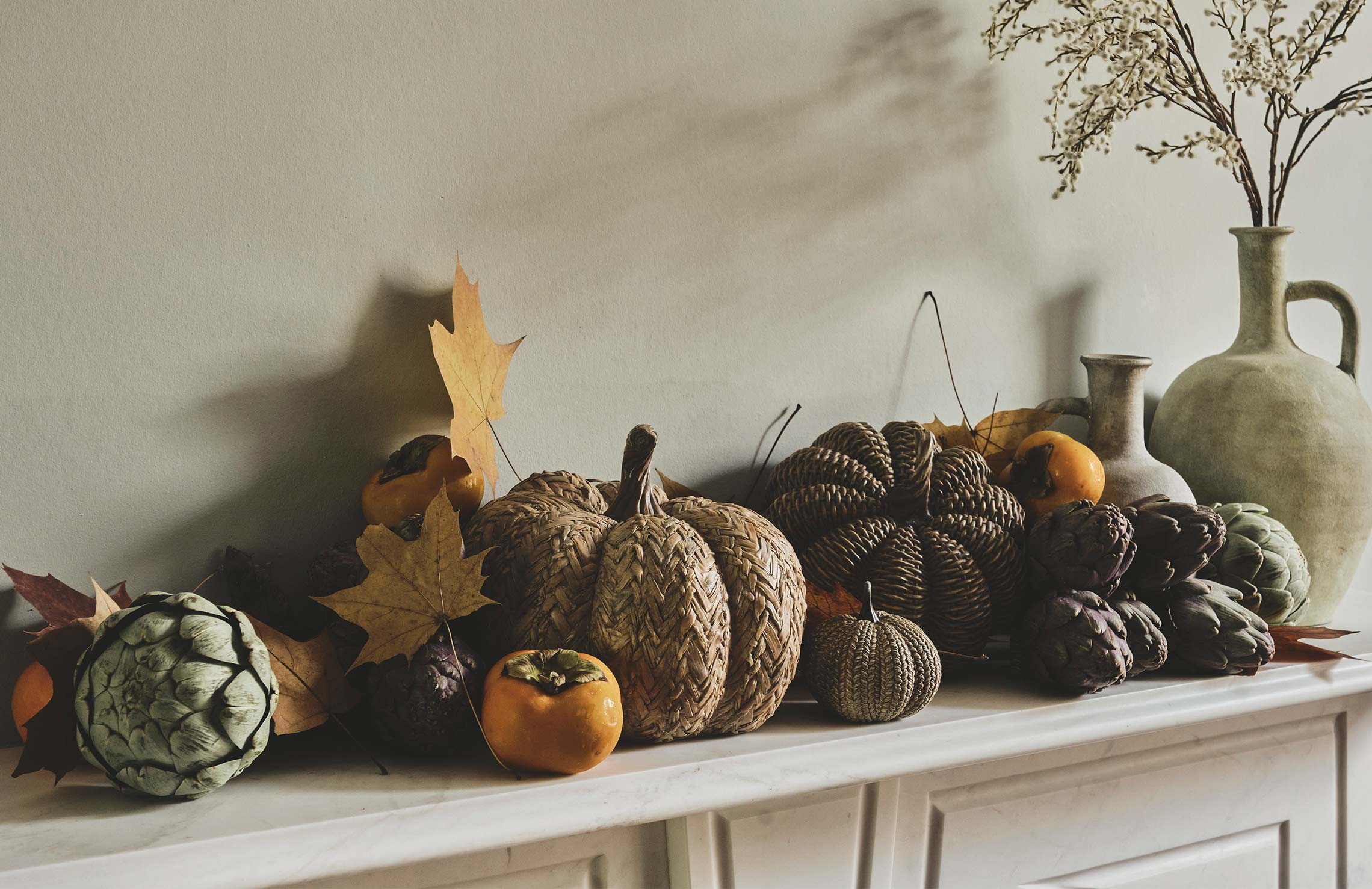 Five effortless updates to prepare your home for fall