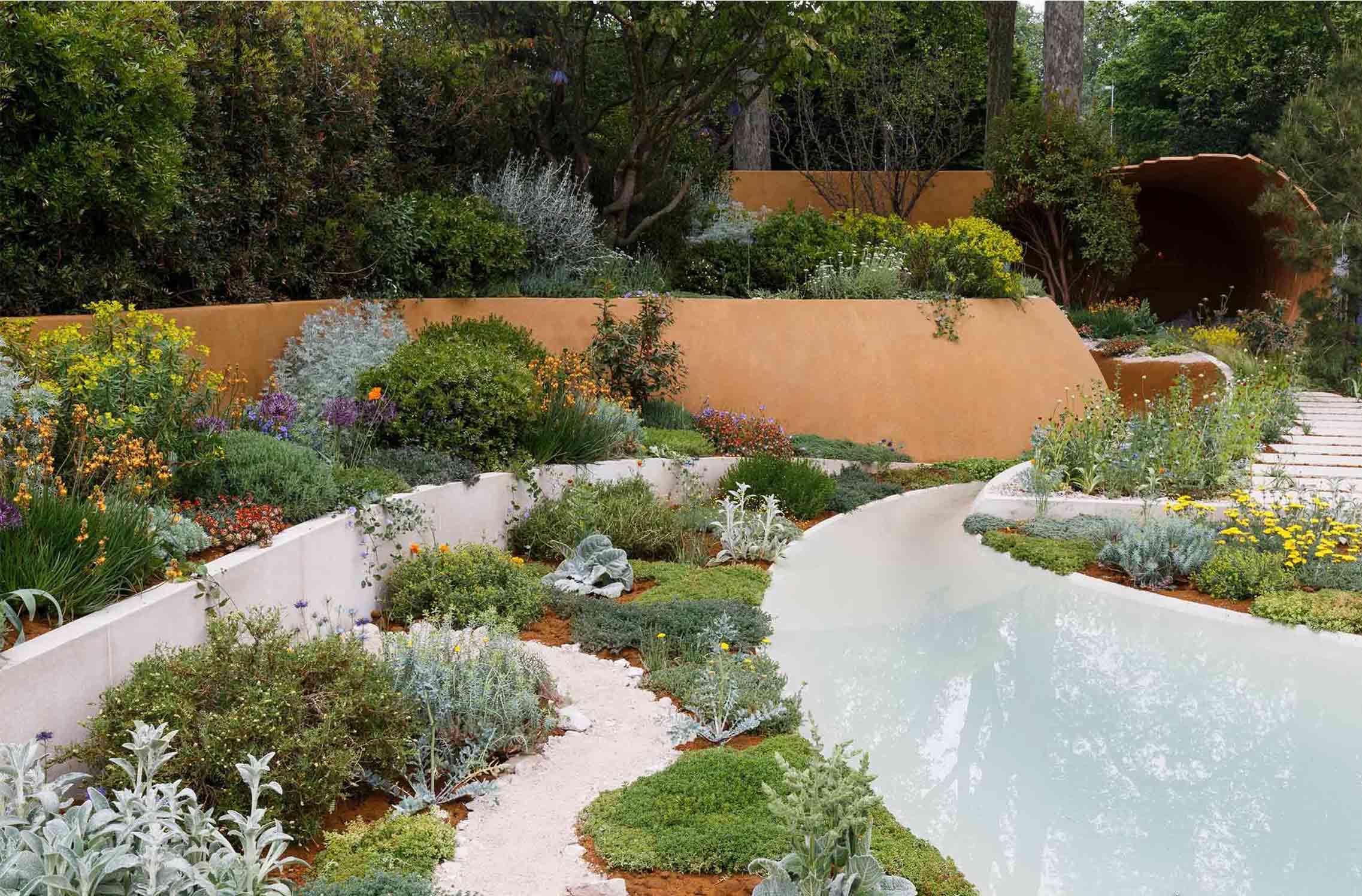 The Dubai Majlis Gardens, 2019