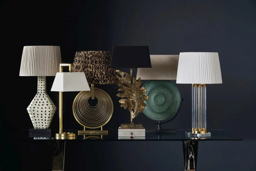 Statement Lamps