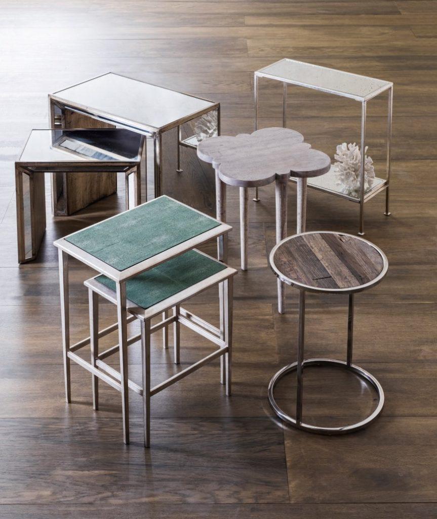 9 Creative Ways To Use A Side Table The Oka Blog