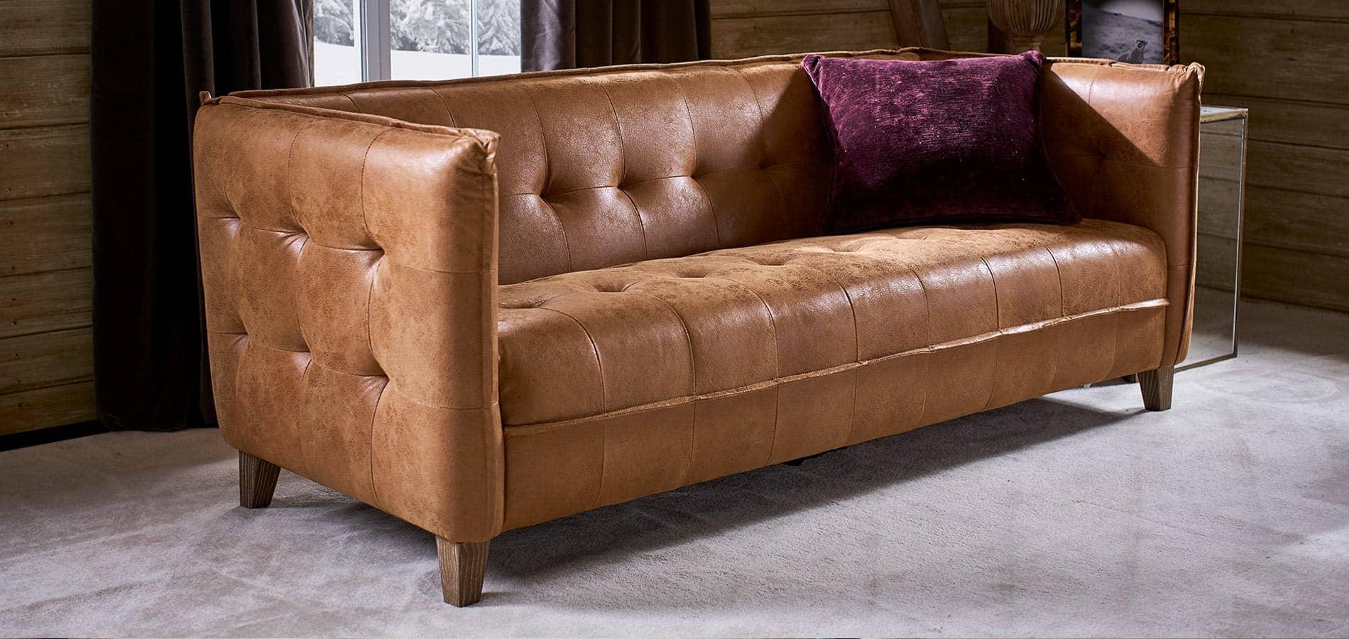 Caring For Leather Furniture Oka